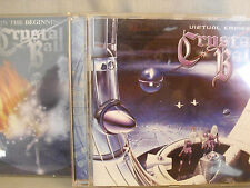 Crystal Ball-in the beginning-point music 99/virtual Empire-nuc. Blast 2002 - 2cds