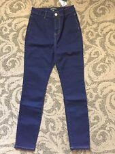 Forever21 Highwaisted Denim Jeans  Sz 12