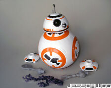 """4 1/2"""" BB-8 droid Star Wars Force Awakens Hasbro 12"""" for 1/6 r2-d2 c3po sideshow"""