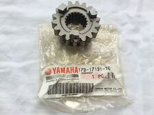 Yamaha OEM New 3rd Gear Pinion 18t Transmission YZ250F 2010-2013 17D-17131-10-00