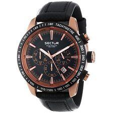 Sector Armbanduhren mit Datumsanzeige