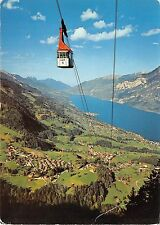 BG28289 flumserberge luftseilbahn unterterzen cable train   switzerland