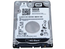 "Western Digita 500gb 2.5"" SATA Laptop Hard Disk Drive 7200 RPM 7MM 1 Yr Warranty"