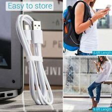 For Huawei P20 P30 Pro Lite 3M / 2M /1M Long USB TYPE C Charger Lead Cable White