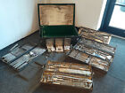 1939 Hauptbesteck Very Rare German Military Surgical Field Kit Crate Instruments