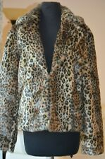 TOGETHER WOMEN FUR JACKET SIZE US XL NEW/WTAGS