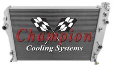 1998-1999 Pontiac Firebird/Trans AM/Camaro Alum 3 Row Core KR Champion Radiator
