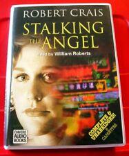 Robert Crais Stalking The Angel Elvis Cole 6-Tape UNABR Audio Bk William Roberts