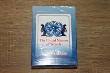 Newsmax.com Political Playing Cards United Nation of Weasels