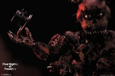 FIVE NIGHTS AT FREDDY'S - NIGHTMARE FREDDY POSTER - 22x34 VIDEO GAME 14932