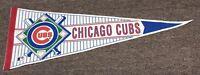 Vintage Chicago Cubs MLB Baseball Cubbies Logo Wincraft Wall Pennant Mancave