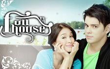 Full House - Pinoy Version Filipino TV Series Complete Set DVD teleserye
