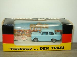 Trabant - Vitesse 1:43 in Box *52623