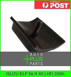 Fits ISUZU ELF NLR 85 LHD 2009- - Rear Bump Stop Bush Rubber