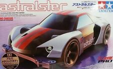 Tamiya 95066 1/32 Mini 4WD Pro MS Chassis Astralster Aluminum Metallic Version