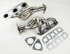 Stainless Race Headers FITS Nissan 350z & 370z Infiniti G37 3.5L 3.7L V6
