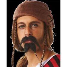 pirate costume beards hair for sale ebay