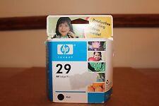 GENUINE HP 29 51629A BLACK PRINTHEAD. SEALED.  EXP DATE 01/2008