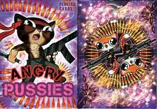 Angry Pussies Playing Cards - USPCC - De'vo - Limited Edition