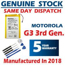 Replacement Battery For Motorola Moto G3 3rd Generation High Capacity 2470mAh