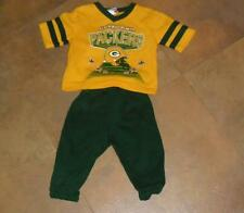 Green Bay Packers outfit sz. 12 months two piece top and pants NEW nwot NFL