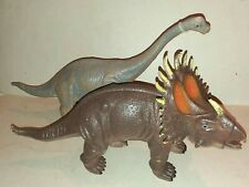 Foam Rubber Toy Dinosaur Lot Creatology