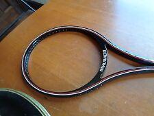 "New Vintage Snauwaert Pistol Cal.44 ""Open One"" Squash Racquet  Belgium"