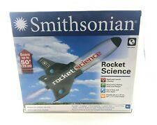 Smithsonian Rocket Science Kit ~ Brand New in Sealed Box