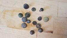 Antique Civil War Buttons - Rare!