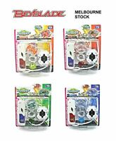 Beyblade Burst Starter light Launcher 4 types Attack/ Balance/Defence /Stamina