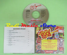 CD MITI DEL ROCK LIVE 93 BEGINNINGS compilation 1994 CHICAGO (C31) no mc lp
