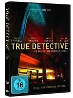 True Detective - Staffel 2 [3 DVD's/NEU/OVP] Colin Farrell, Vince Vaughn, Rachel
