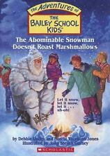 Abominable Snowman Doesn't Roast Marshmallows by Dadey, Debbie