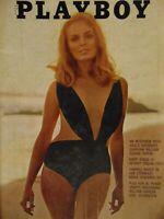 Playboy August 1968   Gale Olson      #1303+