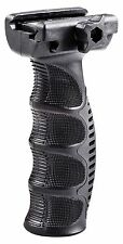 EVG-S CAA Tactical Black Ergonomic Vertical Grip Made of Polymer