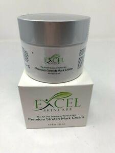 Stretch Mark Cream Scar Fader Cellulite Minimizer Moisturizing Cocoa Butter 4oz