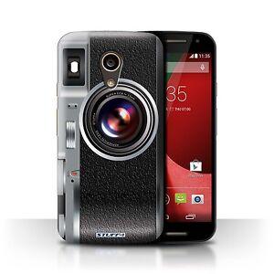 STUFF4 Case/Cover for Motorola Moto G 4G 2015/Camera/Vintage