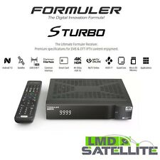 ORIGINAL Formuler S TURBO 4K UHD DVB-S2 & OTT-IPTV Media Receiver