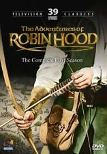 The Adventures of Robin Hood - The Complete First Season (DVD, 2008) NEW SEALED!