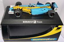 SUPERSLOT H2397 RENAULT R23 F1  #7  JARNO TRULLI   SCALEXTRIC UK  MB