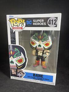 Funko Pop Dia De Los Bane #412 - DC's Batman