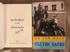 SIGNED! Oliver Sacks 'On the Move: A Life' 1/1, extremely rare signed copy
