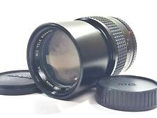【Near Mint++】MINOLTA MC Tele Rokkor 135mm f/2.8 Telephoto Lens From Japan 750
