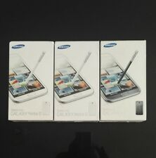 JOBLOT OF 3 BOXED Samsung Galaxy Note 2 N7100 8MP 16GB  Unlocked SmartPhones