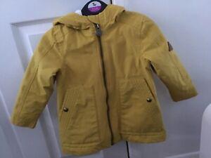 VGC Girls joules age 3 coat/jacket right as rain waterproof