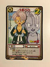 Dragon Ball Z Card Game Part 3 - D-214