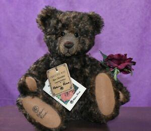 Robin Rive Hot Chocolate Bear Limited Edition Tagged
