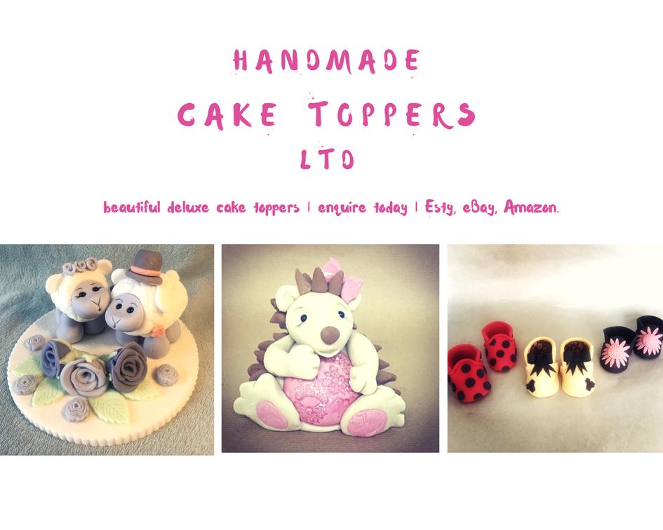 Handmade Cake Toppers Ltd