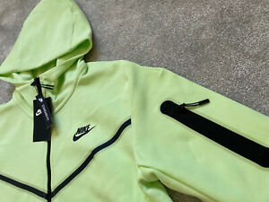 NEW Mens NSW Nike Tech Fleece Taped FZ Hoodie Ltd Edition Casual Gym Sports M-XL
