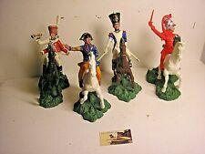Soldatini Dulcop Italy Napoleonici a cavallo scala 1:32